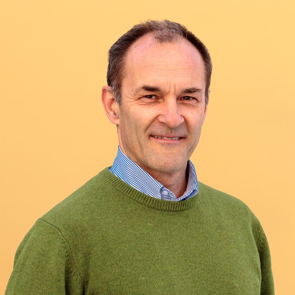 Portrait von Matthias Heindl, Gründer von Friki